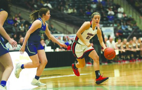 South Laurel senior guard Amerah Steele is a member of the annual Enterprise All-Region squad after helping lead the Lady Cardinals to the 13th Region championship.