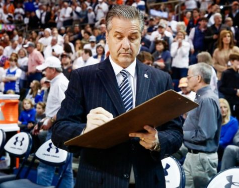 Kentucky coach John Calipari and the Wildcats will open the season against Kansas in the State Farm Champions Classic in Chicago. (UK Athletics Photo)