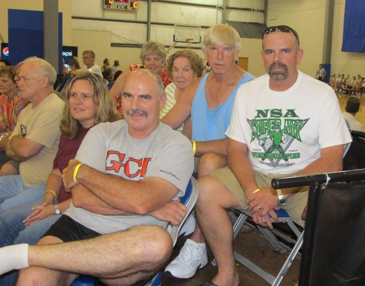 First family of Clover Fork sports — Evanses carried on tradition of excellence