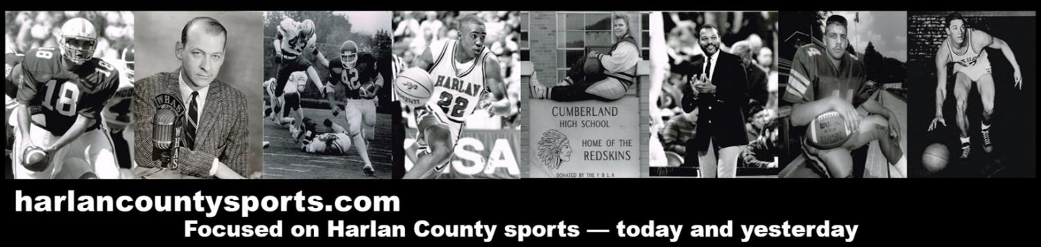 Focused on Harlan County sports — today and yesterday
