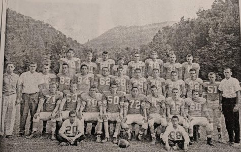 Lynch HIgh School won its first Class A state football title in 1959. It was the first year for the playoff system in Kentucky high school football.
