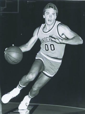 Phil Cox was a four-year starter at Vanderbilt after winning Mr. Basketball honors at Cawood High School in 1981.