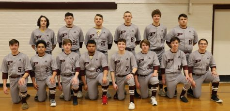 The 2020 Pineville Mountain Lions are pictured.