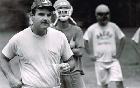 Tim Saylor led Cumberland to back-to-back appearances in the Class A state finals in 1982 and 1983. He is ranked second in coaching victories at both Cumberland and Cawood.