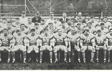 JACHS 1967 football