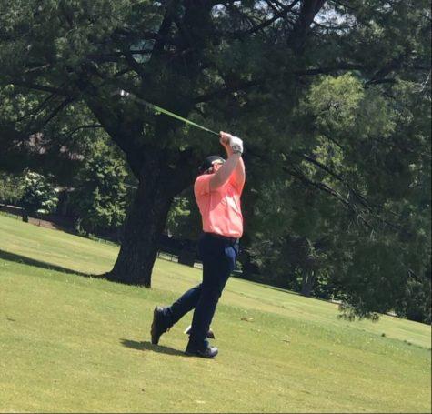 Brayden Casolari competed in a tournament last weekend in Morristown, Tenn.