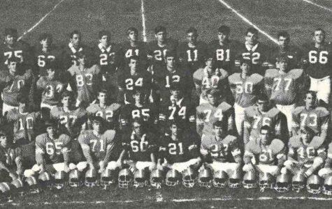 JACHS 1969 football