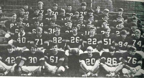 JACHS 1970 football