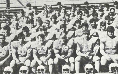 JACHS 1971 football