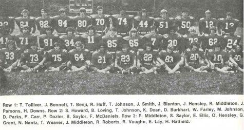 JACHS 1974 football
