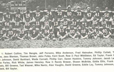 JACHS 1975 football