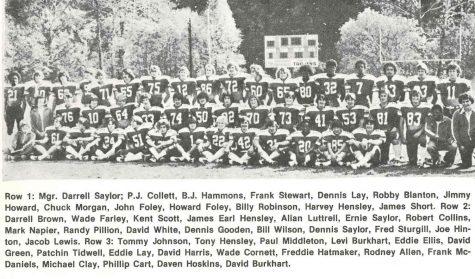 JACHS 1976 football