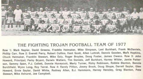 JACHS 1977 football