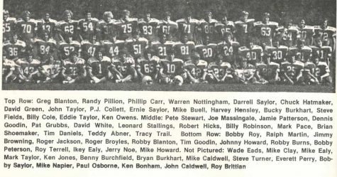 JACHS 1978 football