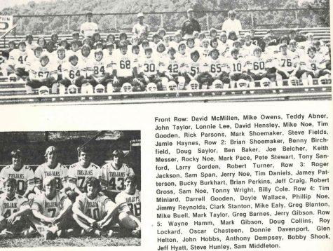 JACHS 1980 football
