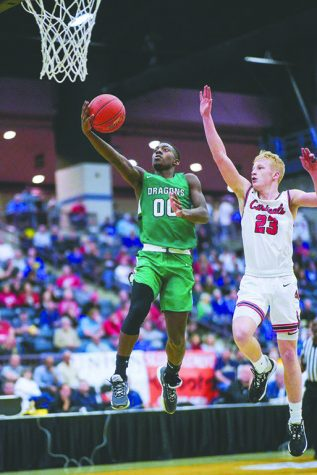 Harlan guard Jordan Akal is drawing interest from several Division I schools, including Western, Morehead and Northern.