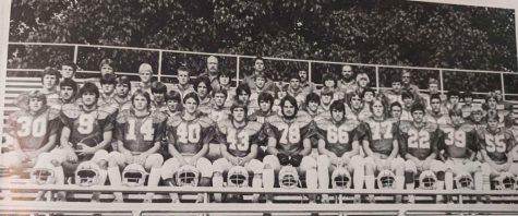 JACHS 1983 football