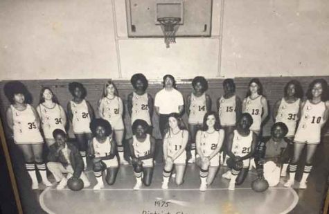 Lynch won the first girls 52nd District title in 1975, the only district title in program history.