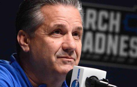Kentucky coach John Calipari will meet his team in-person on Monday.