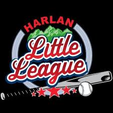 Harlan Little League rosters