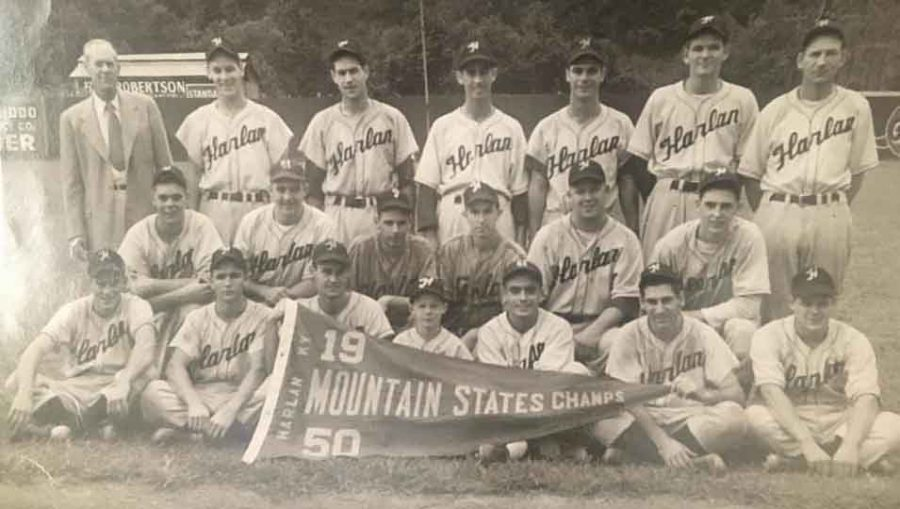 The Harlan Smokies won the 1950 Mountain States League championship with a record of 81-44. Harlan defeated Big Stone Gap 3-1 in the playoffs, then swept Middlesboro 3-0 in the championship game. Rex Carr was the manager of the Smokies. It was the second straight league title for the Smokies.