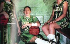 Harlan High School standouts Kristy Clem, TIffany Hamm and Krissy Hatfield helped lead the Lady Dragons to 13th Region titles in 1998 and 1999.