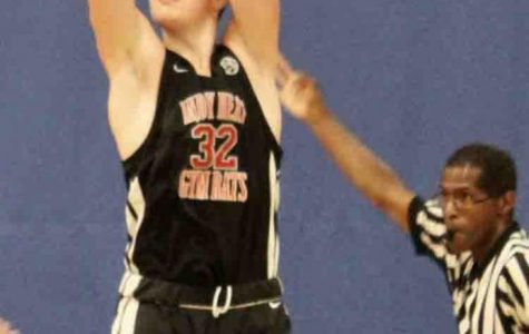 Harlan County freshman guard Trent Noah has played with the Indy Heat Gym Rats over the summer.