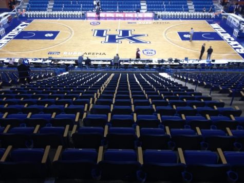 Rupp Arena was renamed in January and will now be known as Rupp Arena at Central Bank Center.