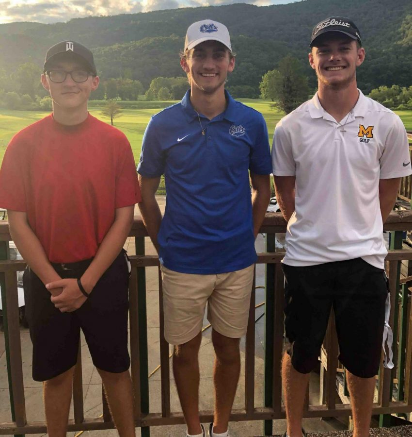 Matt+Lewis%2C+Andrew+Caldwell+and+Tyler+Harris+were+the+top+three+finishers+Tuesday+in+a+Pine+Mountain+Golf+Conference+match+at+Pineville.+Caldwell+was+the+winner+with+a+37.