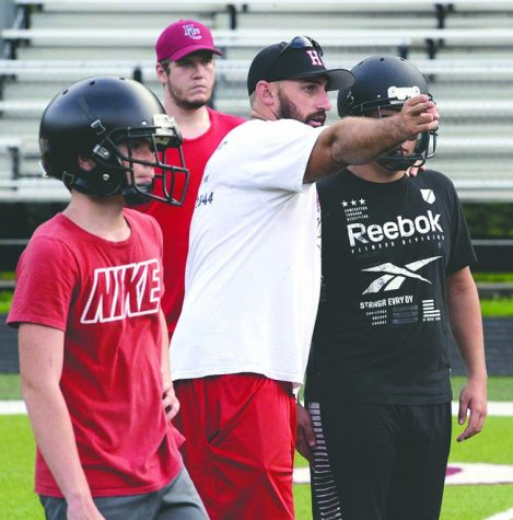Eddie Creech has resigned after six seasons as football coach at Harlan County High School.