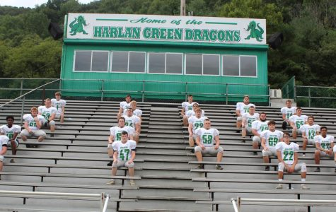 Team members include, from left, front row: Trenton Childers, Braydan Farley, Cameron Maples and Jared Eldridge; second row: Darius Akal, Chris Taylor, Eli Sizemore, Andrew Roark and Donovan Montanaro; third row: Noah Kirby, Ethan Clem, Jayden Ward, Jonathan Lewis and Tayquan Vick; fourth row: Isaiah Hall, Shane Lindsey, Britt Lawson, Dylan Middleton and Malachi Rodriguez; back row: Evan Browning, Cade Middleton, Jeremiah Mills, Landon Perkins and Connor Scearse; not pictured Triston Cochran.