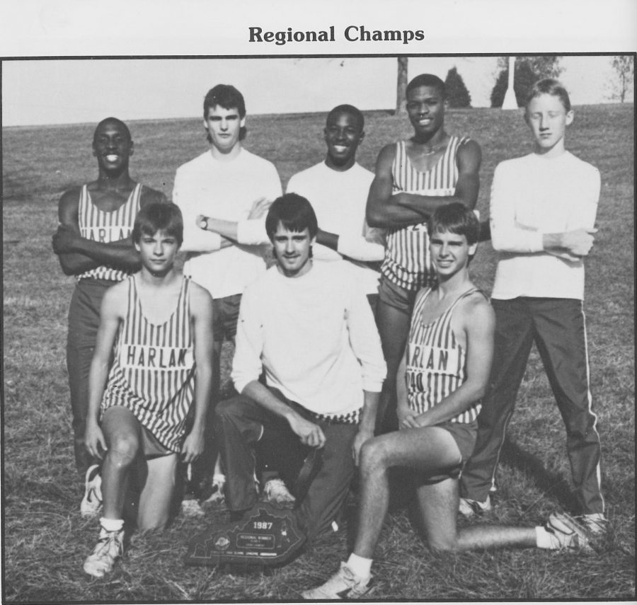 The+1987+Harlan+regional+championship+team+included%2C+from+left%2C+front+row%3A+Ricky+Blanton%2C+John+Mink+and+Will+Miller%3B+back+row%3A+Stephen+Underwood%2C+Marc+Estep%2C+Edell+Gray%2C+Rodger+Simms+and+Mike+Pace.%0A