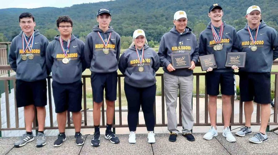 Middlesboro+won+the+Pine+Mountain+Conference+Tournament+on+Wednesday+in+Pineville.