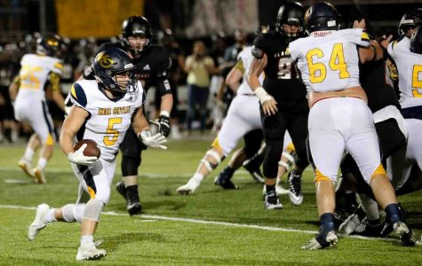 Ethan Mills ran for 212 yards last season in Knox Central's 28-21 loss at Harlan County. The Bears overcame a 21-0 deficit to win.