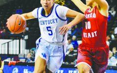 Former Harlan County High School star Blair Green is entering her junior season at the University of Kentucky.