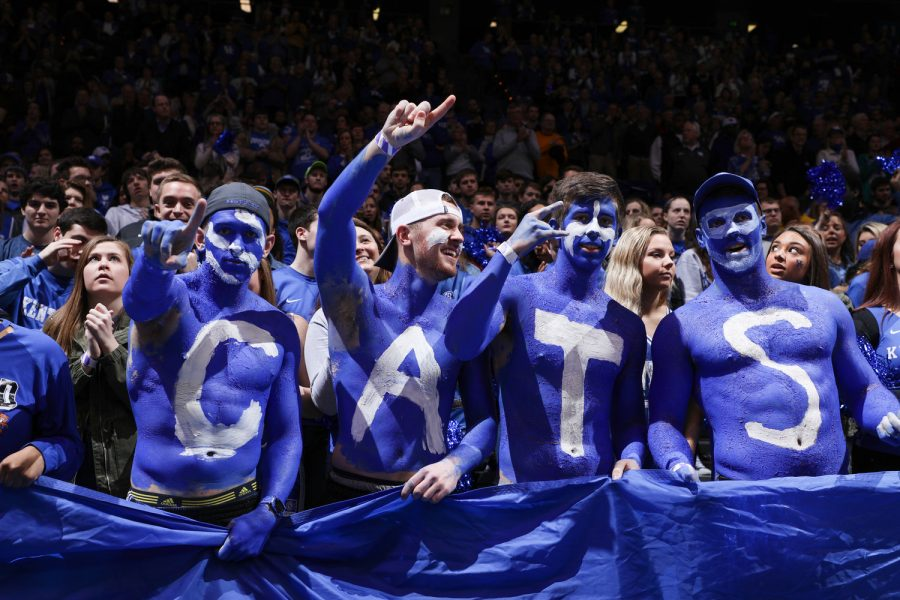 Big Blue Madness will be held without fans on Nov. 20 at Memorial Coliseum.