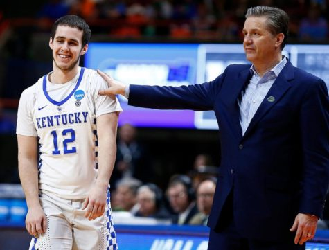 Brad Calipari won