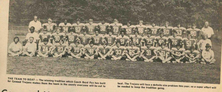 Cawood+Trojans