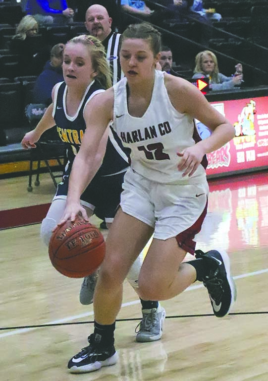 Senior forward Kassy Owens is a returning starter this season for the Harlan County Lady Bears.