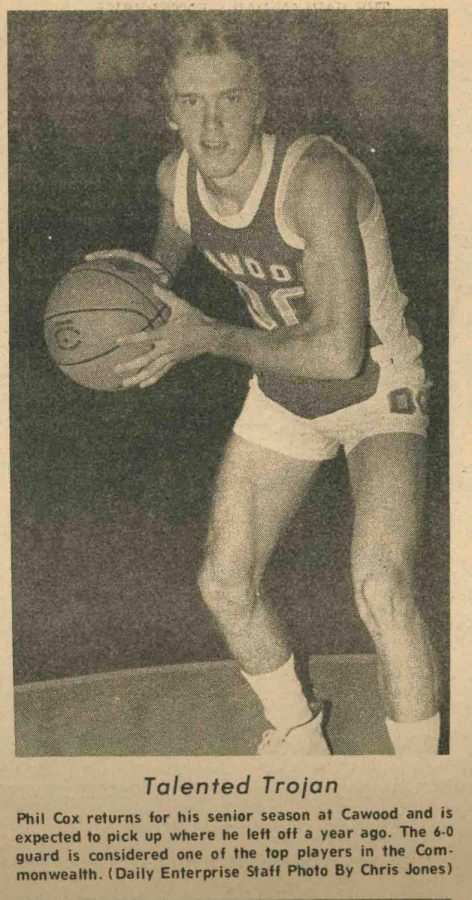 Forty years later — Cox named Mr. Basketball; Bulldogs' run ends
