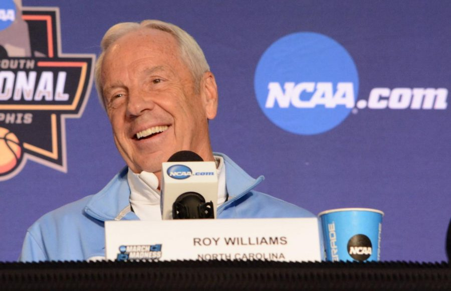 Roy+Williams+and+the+North+Carolina+Tar+Heels+will+take+on+Kentucky+this+weekend+in+the+CBS+Sports+Classic.