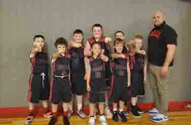 The Bulls, a local third-grade AAU team, won the 2021 Super Bowl one-day tourney over the weekend at Bristol, Tenn. The Bulls defeated Blue Chips 2030 25-20, Tri-City Flight 3rd 24-17 and Sullivan Hoops 26-11 in the finals. It was the sixth title of the season for the Bulls, who has posted a 37-12 record to this point.
