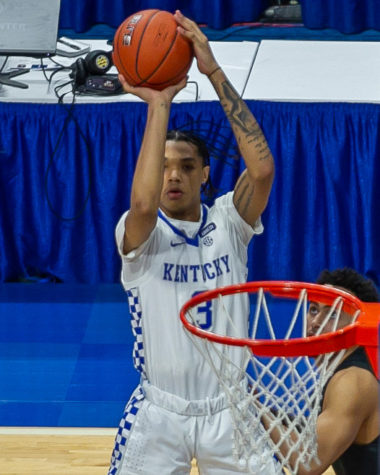 BJ Boston led Kentucky with a game-high 21 points in a win over South Carolina on Saturday at Rupp Arena.