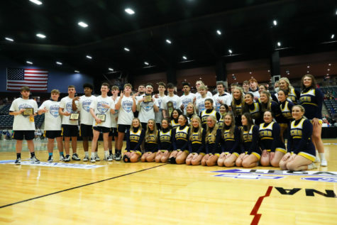 The Knox Central Panthers captured their third straight 13th Region Tournament title on Saturday with a win over North Laurel.