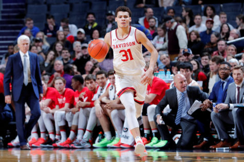 Kellan Grady is looking forward to the next phase of his collegiate career.