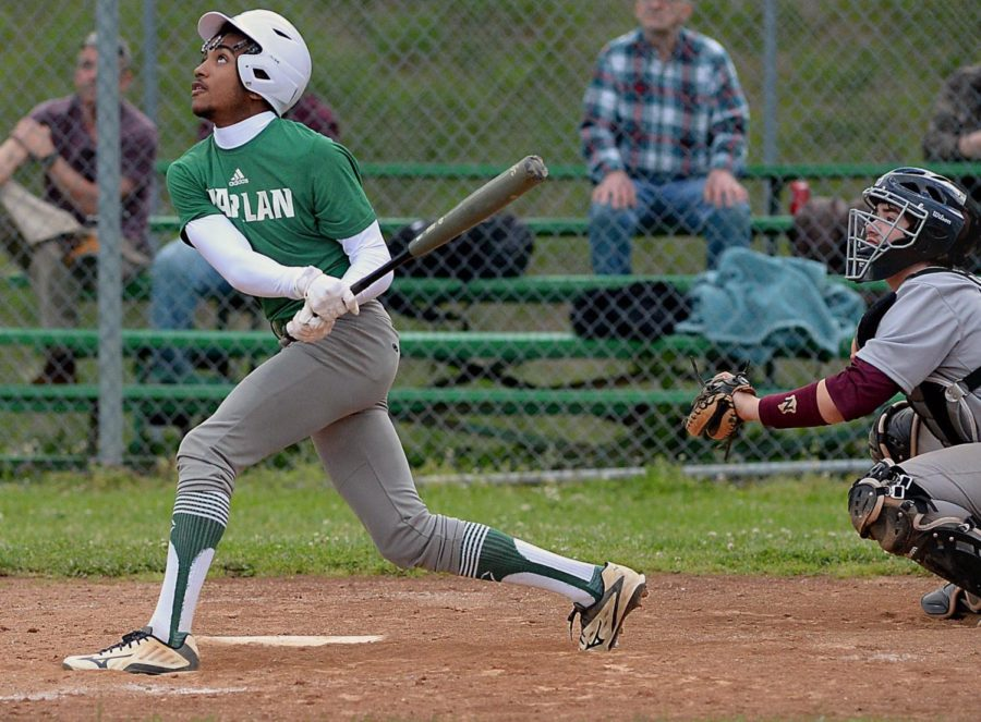 Harlans+Jaeden+Gist+drove+in+five+runs+Tuesday+with+a+homer+and+triple+in+a+15-14+loss+at+Wolfe+County.