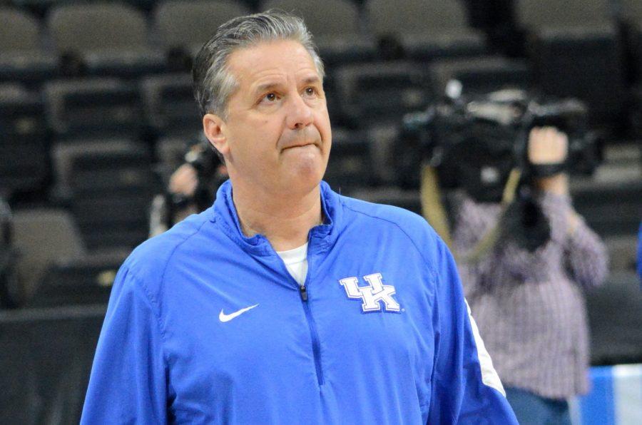 Kentucky coach John Calipari said he can't wait for next season to begin.
