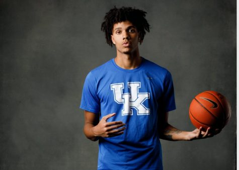 Kentucky redshirt freshman Dontaie Allen is determined to do great things with the Wildcats.
