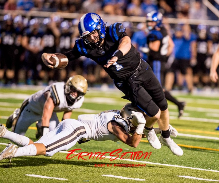 Letcher+Central+junior+quarterback+Carson+Adams+ran+for+153+yards+and+passed+for+109+as+the+Cougars+rallied+for+a+26-24+victory+Friday+over+visiting+David+Crockett%2C+Tenn.%0A