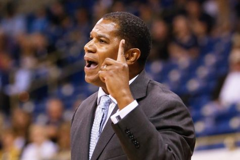 Former Morehead State head coach Sean Woods will bring his Southern Jaguars to Rupp Arena in December.